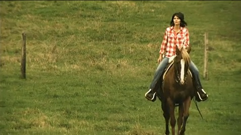 Image result for kristi noem on horseback