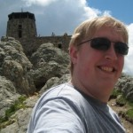 twuecker at Harney Peak