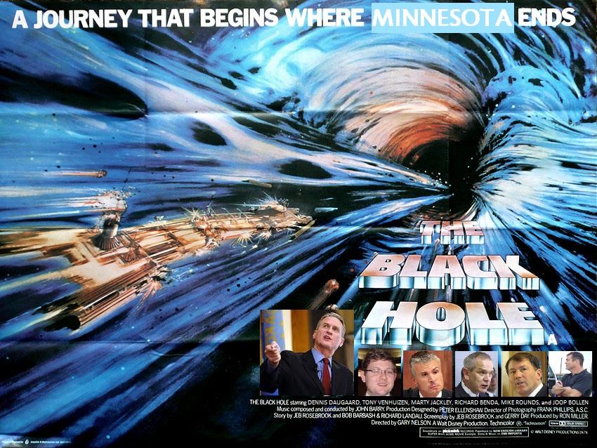 The Black Hole, South Dakota cut
