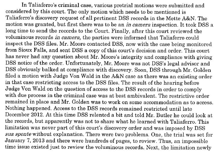 Madville times judge gene paul kean in the matter of the expungement of the record concerning altavistaventures Images