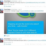 Chad Haber Tweets Jan 15 2014