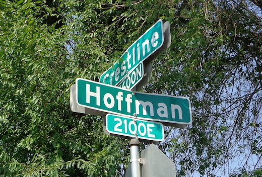 I cross Hoffman almost every day—sounds like a good day in the South Dakota Legislature!