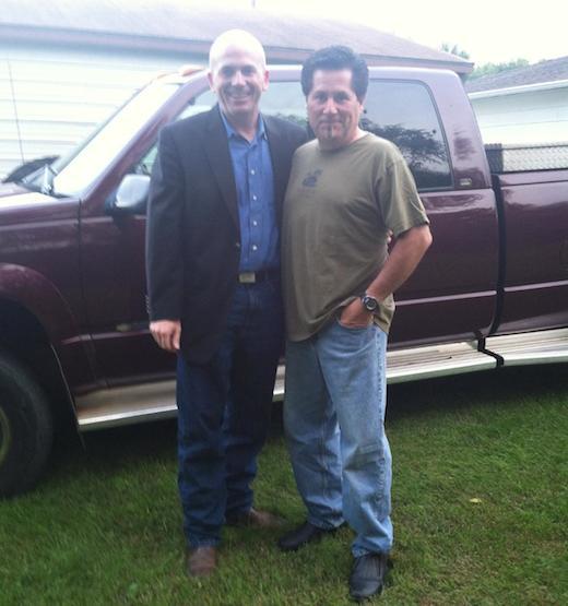 Chad Haber and Oscar Batiz, fall 2014
