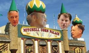 SD Senate race as Corn Palace 2014
