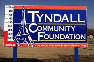 Tyndall Community Center, right next to the Eiffel Tower (?)