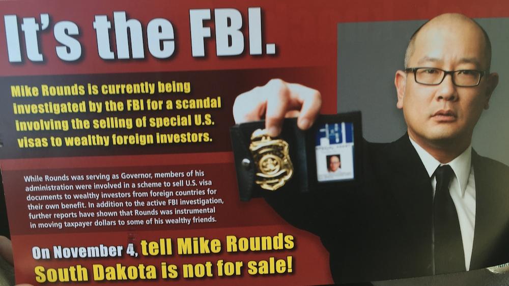 USW Rounds FBI mailer