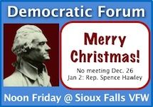 Conversation and Lunch with Democrats!