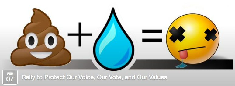DRA Voice Vote Values anti-CAFO banner Feb 2015